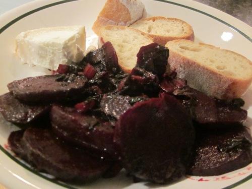 peasant beets