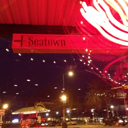 seatown seabar, downtown seattle